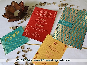 Weddings are a joyous occasion that needs to be shared with near and dear ones. Hence, Hindu wedding invitation cards form an important part of the wedding planning process.  Browse our collection: https://www.123weddingcards.com/hindu-wedding-cards-invitations  #hinduweddingcards #hinduweddinginvitations #hinduinvitations #hinducards #hinduweddinginvitationcards #shaddicards #weddingcards #invitiationcards  #123WeddingCards #onlineweddinginvitation #weddinginvitations #vivahcards