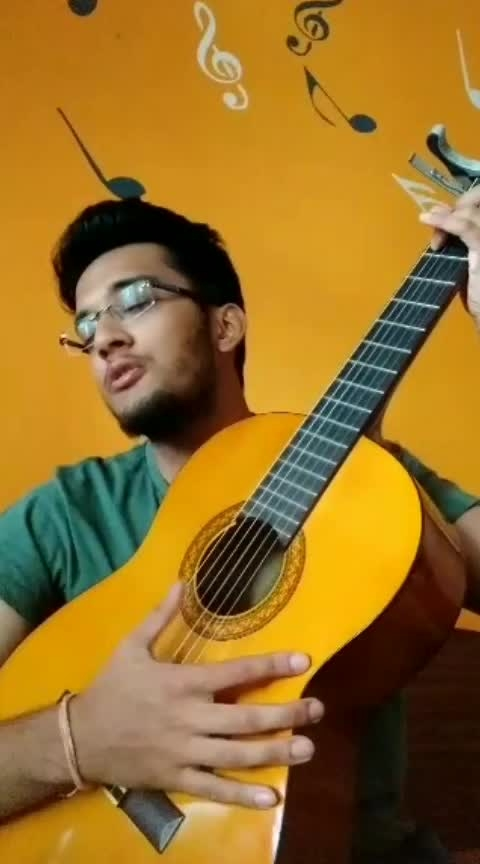 Song name : Aa Bhi jaa ❤️ write your feedback in the comment section 😊 #nextsingingstar #risingstar #risingstars #roposo #roposers #roposostar #roposostars #singer #guitar #guitarist
