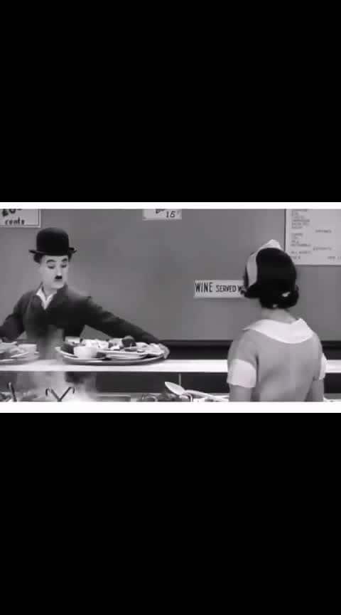 Charlie Chaplin #charliechaplin2 #charlichapline #funny #roposo-funny
