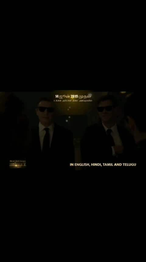 Men In Black International Official Tamil Trailer | Chris Hemsworth | Liam Neeson