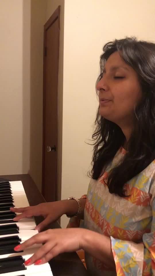 PART 1🕴🏻Song-Kuch na kaho (piano cover)by Akshiptika Malhotra #roposo #roposoness #sings #singinglove #singingroposo #singingdiaries #pianocover #roposo-foryou #foryou #canada