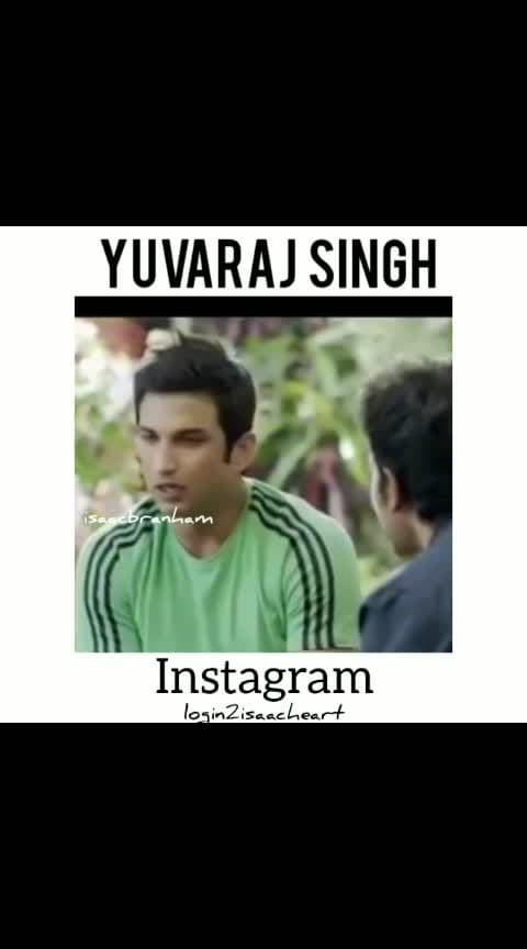 U r not 1ly a cricketer but u r the best human beings India gonn 2 miss u badly😔😔😔 #thankyouyuvi #yuviretires ❤️❤️❤️❤️❤️
