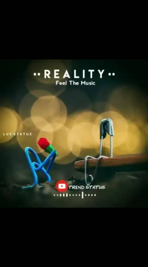 #realityoflife