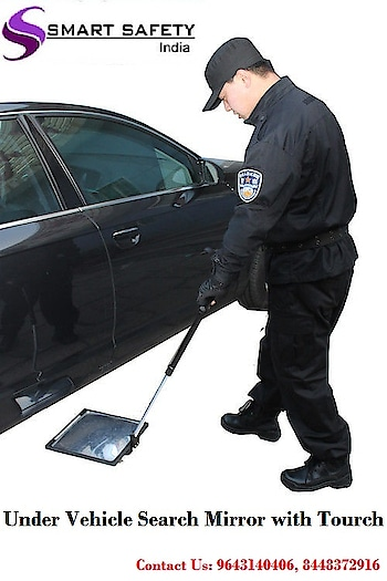 trolley mirror security products  www.smartsafetyindia.in call us now: 8448372916 #securityproducts  #new #trendy #roposo-trending #electronic #electronics #security #secure #bomb #car #cars #mirror #mirroreffect