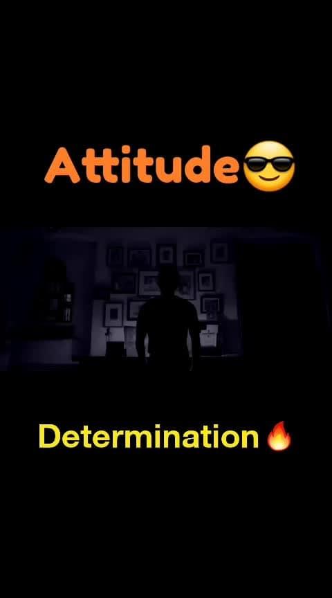 #attitude #determination #filmistaan