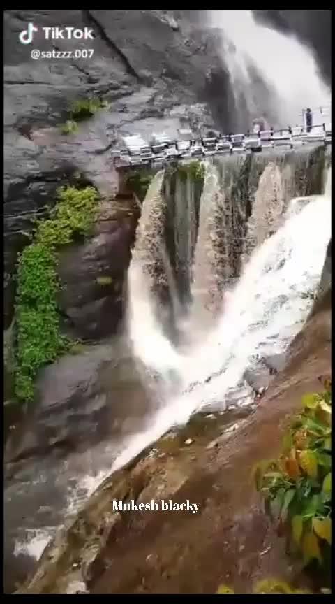 #Season Startss #courtallam_waterfalls  #heaven   #nature   #love  #greenery
