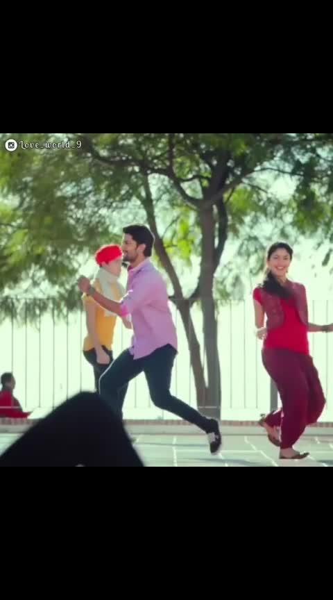 #heronani #mca #saipallavi-dance