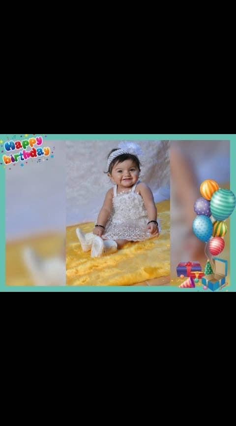 Many Many Happy Returns Of The Happy Birthday Aarohi Beta...  Stay Blessed #aarohi #papakipari #princess #expressionqueen #cutiepie #gujju #gujjukigang #rajkot #rajkotian