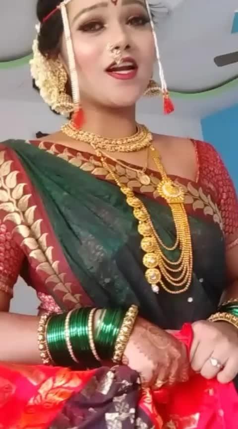 mazi onjhal.. #marathi #marathimulgi #ropo-marathi #marathidance #marathilook #marathigirl #marathistars #marathiactress #marathiactor #marathi-cool #marathimulgi #marathimuser #marathimovies2019 #marathimusically