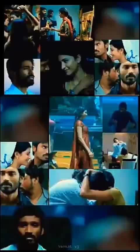 love this movie #fullscreenwhatsappstatus #fullscreenstatus #fullscreenvideo #3moviesong #dhanush #shruthihassan