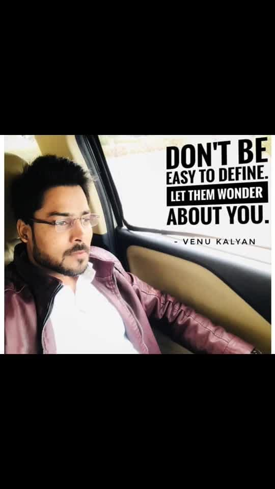 #Daily_Inspirational_Quote #venukalyan #lifecoach