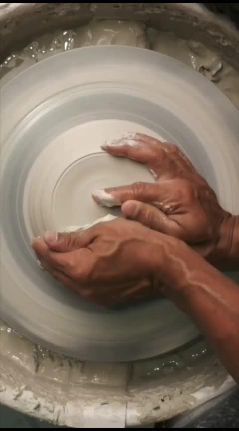 😍😍😍😘#craftyfingers #creating #making #sand #mud #pottery #handcrafted #handmade #creativepace #pots #designer