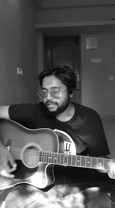 #kabirsingh #tujekitnachahnelagehum  #acousticguitar  #vocals  #jammies