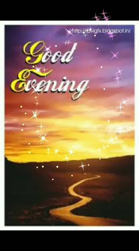 #good----evening  evening