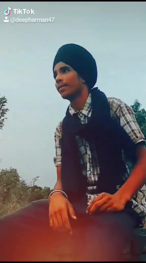 ਕਿਤੇ ਕੋਈ ਰੋਂਦਾ ਹੋਵੇਗਾ 🤔🤨😥 #trending #punjabi #hansraj #song #sad #placed #lovelife