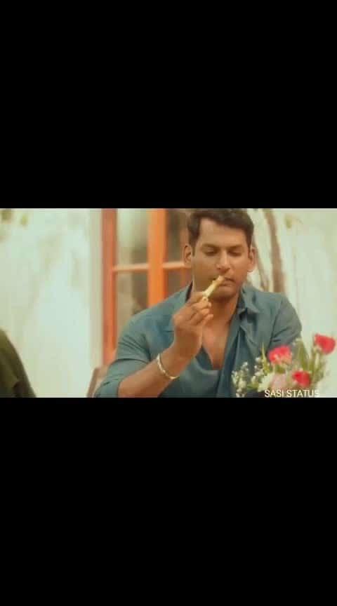 #love #song #movie #ayogyan #rasikanna #vishal #fan #chubbygirl #rashikanna