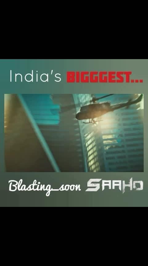 #saaho #sahoo_teaser #prabhas #prabhas_fans #shraddha #sraddha #shraddha_kapoor #teaser #filmstan #tollywood #bollywood #uvcreations #roposo-filmistan #trendeing #roposo-trending #actionscene #superb #saaho_2019