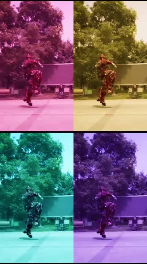 #robot dance