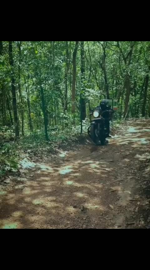 #in-love- #royal-enfield-lover