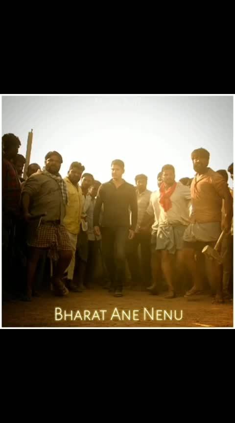 wear 🎧🎧 #bharathanenenu #maheshbabu