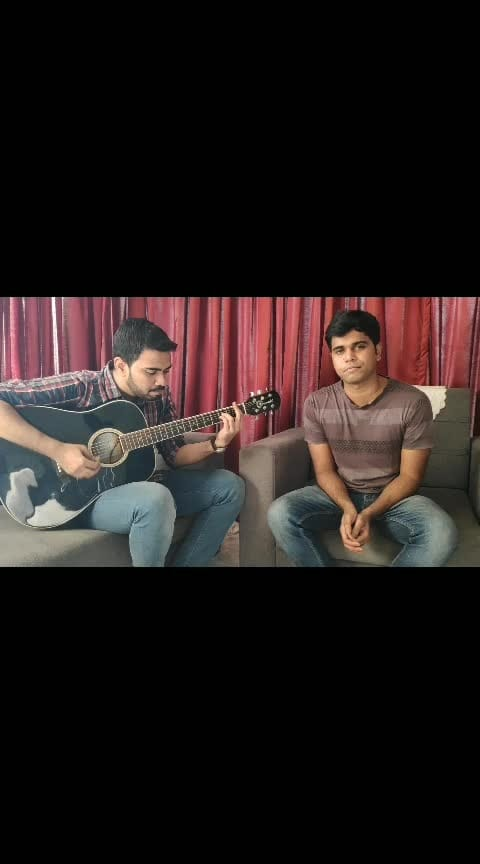 • • • • • • -Covers with the cousin- 'Love Song For No One' by John Mayer. Enjoy! . . #lovesongfornoone #johnmayer #acousticnation #acousticcover #oneminutecover #oneminutecovers #pune #goa #roposo #roposorisingstars  #punemusicians  #cousins #granadaguitars #acousticnation #acousticcover  #1minutecover #softrock  #roomforsquares