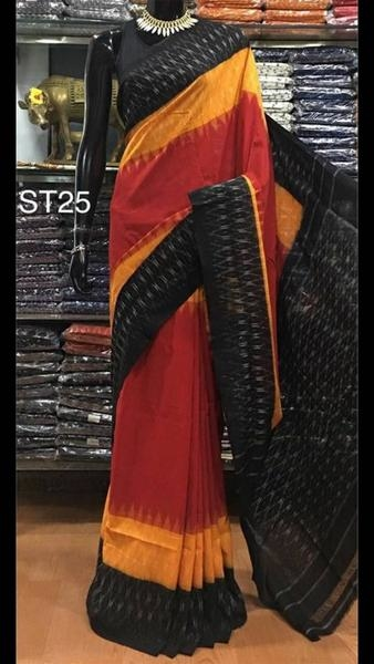 You will be bound to make a powerful style statement with these stylish & beautiful Ikkat Handloom Sarees.  Visit us : http://bit.ly/2MQlpNK Free Shipping | COD Available  #sareelove #ikkatsarees #handlooms #100sareepact #red #budgetshopping #sareefashion2019 #sareelover #indiangirls #ethnic #indianstyle #fashionblogger #ethnicwear #accessories #ilovehandloom #ilovered #ikkatsaree #ikkatsilksarees #ikkatcottonsaree #bloom #fashion #styleoftheday #outfitoftheday #fabricfacts #blueblack #pochampally #pochampallysarees