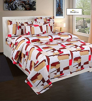 These beautiful & pleasant color printed bed sheets are soft and skin friendly that goes well with your bedroom interior.  Shop @ http://bit.ly/2KmfoX8  #bedsheets #bed #bedsheet #homedecor #beautifulbedsheet #kidsbedsheet  #bed_sheets #bedroomdecor #mybedroom