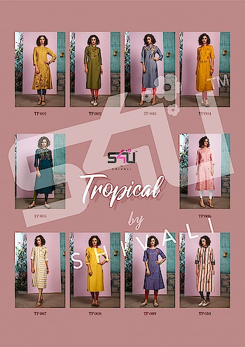 BrandS4U CatalogTropical Pcs10 AVG. Price635 Full Price6350  for more information call or whatsapp:-+91 7434983433 website Link :-http://hellostyle.in/ thanks & regards