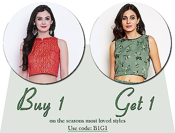 Buy 1 Get 1 free!  https://bit.ly/2wH6qw1  #9rasa #colors #studiorasa #ethnicwear #ethniclook #fusionfashion #online #fashion #like #comment #share #followus #like4like #likeforcomment #like4comment #ss19collection #bogo #buy1get1free #offer #sale