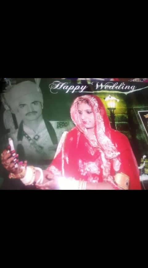 my wedding dress 😯