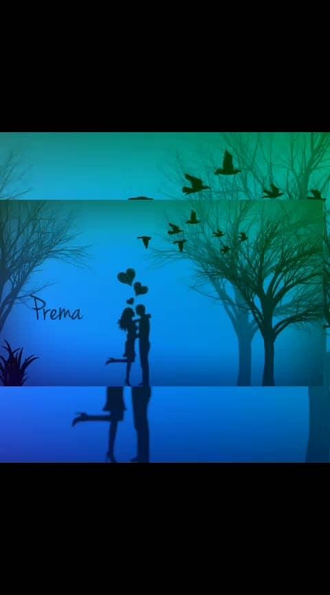 #prema #pichhi--prema #o_prema_prema #roposo-lov #lovemusic