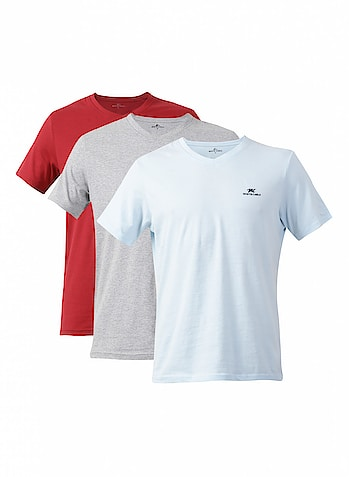 Monte Carlo - Multi Solid V Neck T Shirt (Pack of 3)   Shop Now - https://www.montecarlo.in/product/monte-carlo-multi-solid-v-neck-t-shirt-(pack-of-3)/12784  #montecarlo #menfashion #vnecktshirt  #tshirt #menfashion #fashion #roposodiaries2019