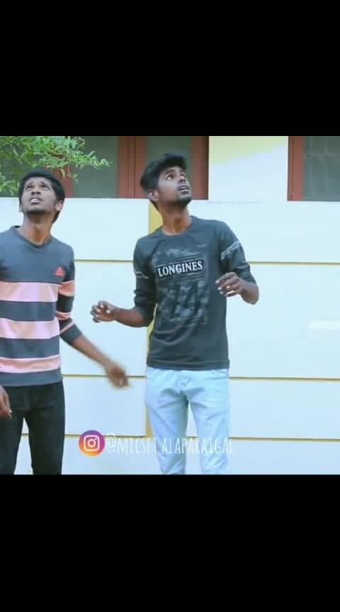 Tag that friend Figure vandha udaney nammala vittutu poiduvaanunga😒😒😒But appadi irundhalum innnoru vagaila sandhosham dha irukku yena eppadiyum orunaal avaley kazhitti vittruva 😂😂😂😂 . . . Keep support me Follow me 👉🏻@micset_alaparaigal 🤗 . . #tamil #tamilsonglyrics #tamilmovies #tamillovestatus #tamilrockers #tamillyrics #tamillovesong #kollywoodcinema #kollywoodqueen #instatamilan🔥 #instatamilmemes #instatamilan😍 #sriram_prince #sandhanamcomedy😂😂😂 #vadivelucomedy #vadivelumemes #mass #maranamass💪 #maranamassvideosong #micset_micset #micsetsothanaigal #tamilcomedy_official #tamilcomedydubsmashdo #vivekcomedyscene🙈❤