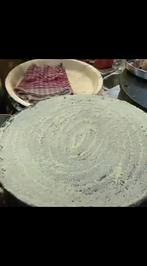 preparation of pastha dosa😋😋#foodlovers