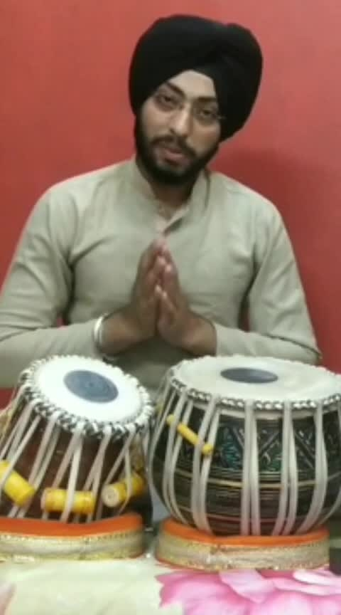 How to play 5 KAKKAR ON TABLA?  #TABLA #SIKHI #5 #kakkar #TABLAGRAM