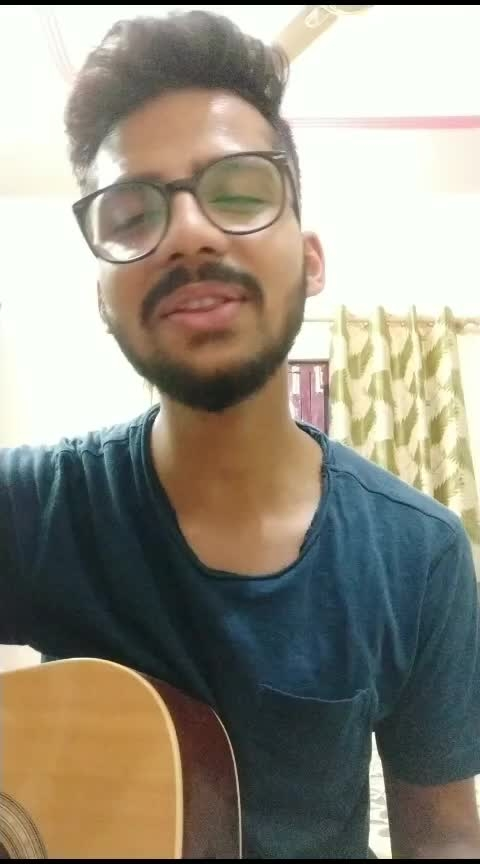 Iktara | Raw Cover By Me 🤗 Do Watch And Share 💓  #singing #singer #singers #music #musician #musicians #guitar #guitarist #artists #talent #roposo #roposotalent #risingstar #songs #song #videosongs #love #romantic #indiansingers