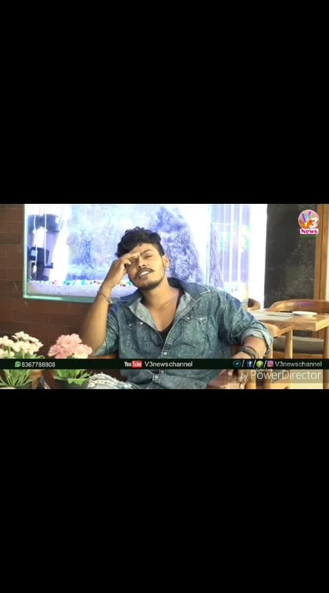 Fun chilled interview with #FalaknamaDas Rinku ( boti kura)  pranithReddy tho chill talk Like comment nd share it..  #MaheshMachidi😎