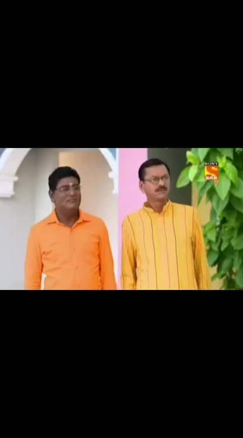 Jethalal affair with Babita #tarakmehtakaooltachasmah #jethalal #babitaji #comedy #hahatv #beats #roposonew #funny
