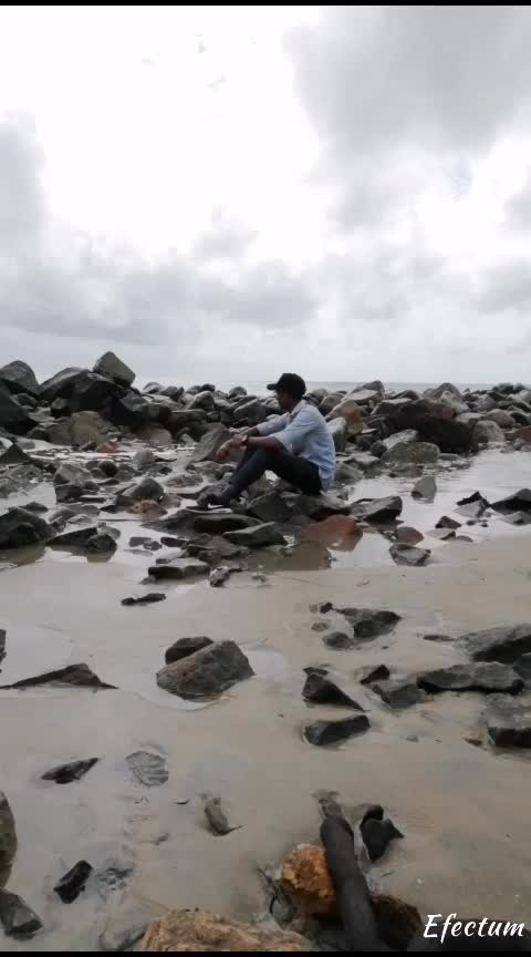 ❤️❤️❤️❤️#beach #beachvibes #waves #splashwater #splash_creative_pictures #nature #sea #beachphotography #malayalam #kerala #roposostarchanal