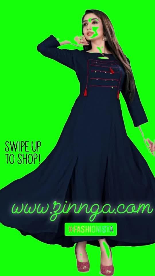 New Arrivals On Zinnga Whatsapp: +91 9246261661  #gown #onlineshopping #newarrivals #zinngafashion
