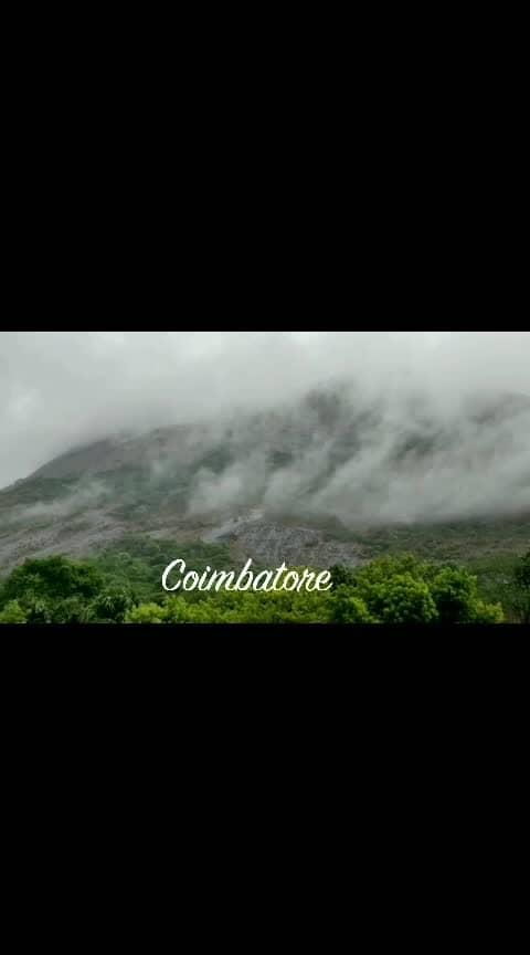 Coimbatore #heaven  #nature
