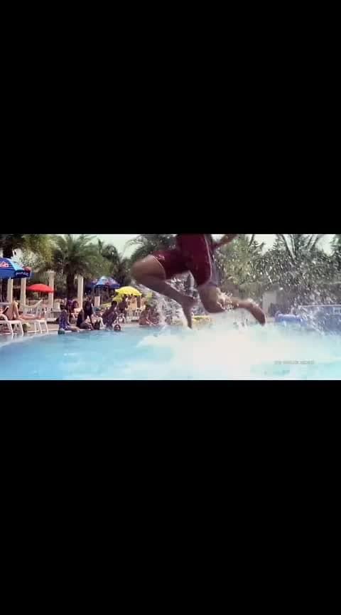 #allarinareshcomedy #kithakithalu #swimmingpool