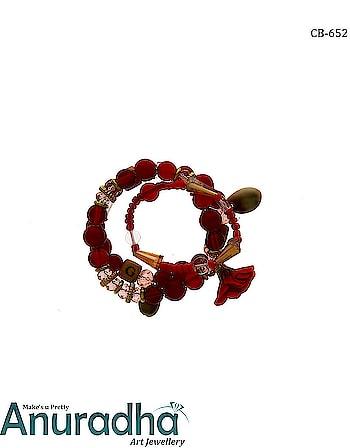 Fancy Korean Bracelet Collection. Get more designs on this link: https://bit.ly/2WM44tQ . . . . . . . . . . . #bracelet #koreanbracelet #newbracelet #crystalbracelet #fashionjewellery  #fashion  #jewellery  #artificialjewellery  #AlmondOnePlus7Pro #mallesham #AnuradhaArtJewellery