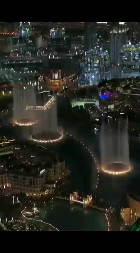 #roposovideo amazing dancing waterfountains