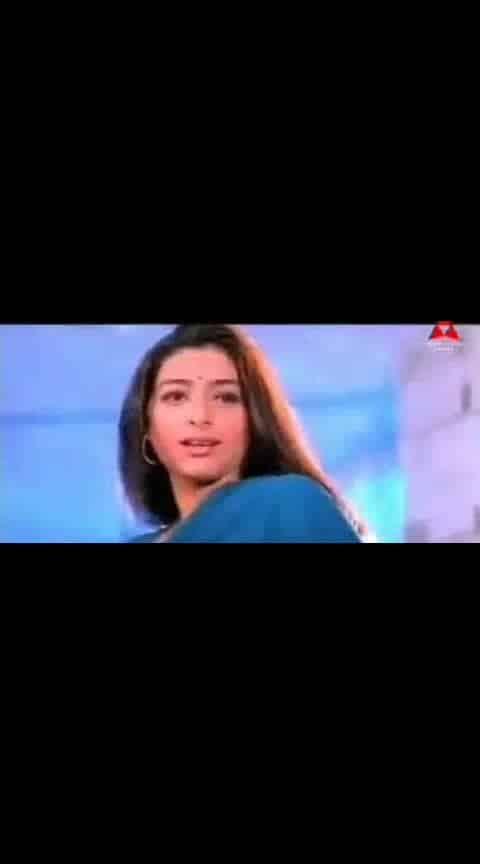 #nagarjuna #tabu #kannuloneruppame #ninnepelladatha #lovesong #videosong #whatsapp-status