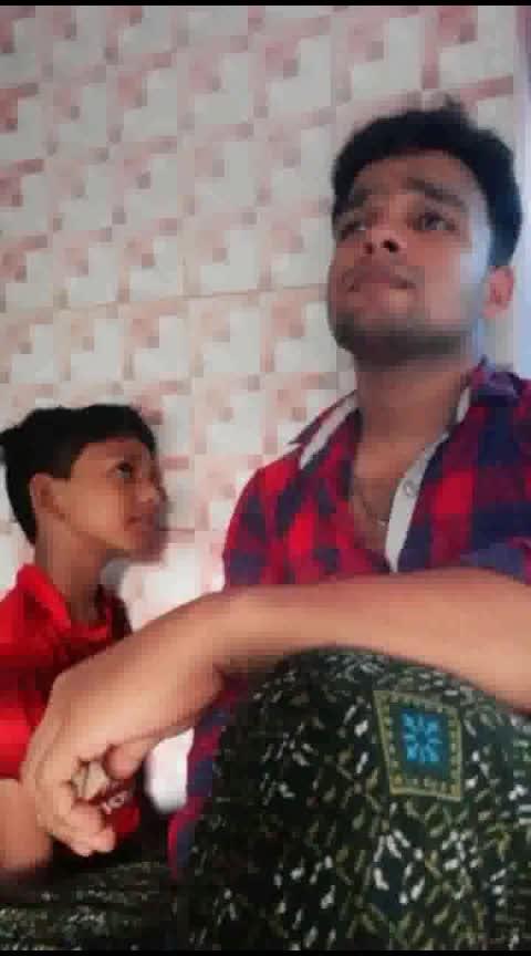 മാപ് പറയണം എൻടെ അച്ഛനോട്..  #fathersday #raisingstar #roposo-malayalam #fatherson