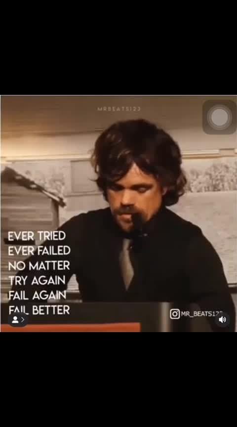 #attitude never fail to fail