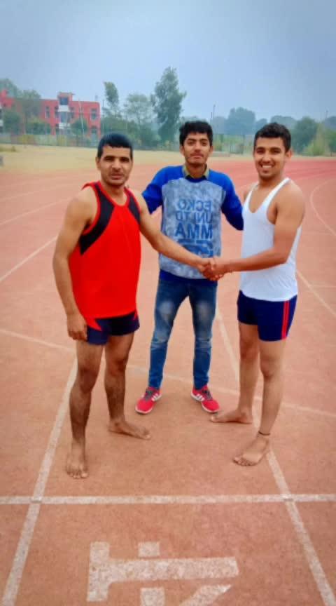 Bali vs Deepak  100m Race