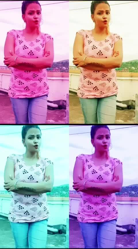 avi na jao chor kar 💔💔💔 #lipsync #indiangirls #hotness #RoposoApp #risingstar #roposo-lipsync #romance