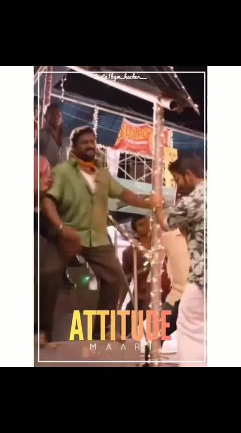 Dhanush #attitude #vip #maari #dhanushfans